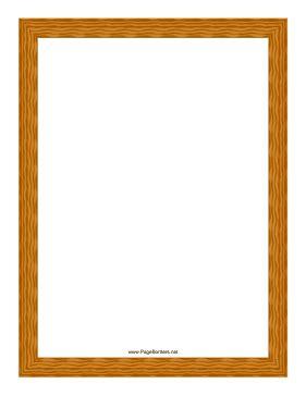 wood grain border