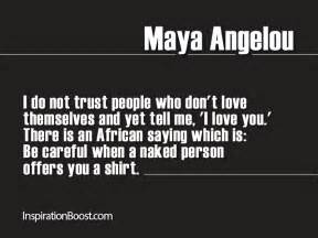 Do not trust people who don t love themselves quotesvalley com