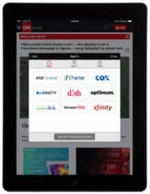 cnn updates ipad app, adds live streaming; circa news