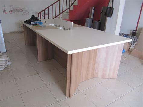 Meja Conference meja rapat conference table dengan koneksi listrik dan lan