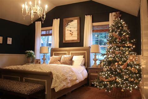bedroom christmas tree my sweet savannah some fun before and afters of our