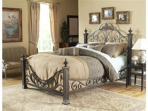 iron bedroom fantastically wrought iron bedroom furniture