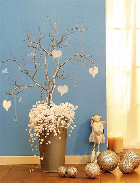 Using Branches In Home Decor Magic Winter Forest The Of Using Decorative Branches As A Part Of Decor