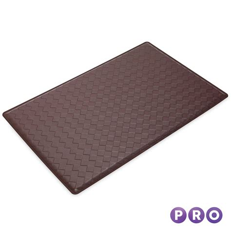 Modern Kitchen Mat by 2 X 3 Modern Anti Fatigue Kitchen Floor Mat Rug Basket Weave Ebay