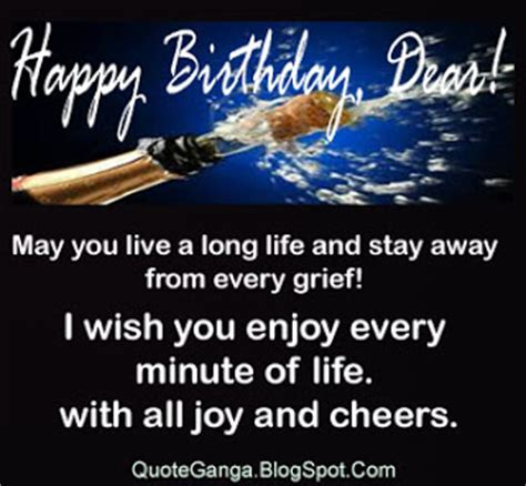 Away Birthday Quotes Birthday Quotes Sayings Images Page 62