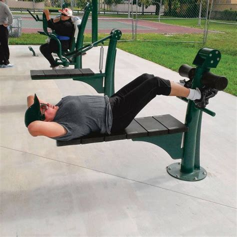 outdoor sit up bench outdoor sit up bench sit up bench greenfields outdoor fitness
