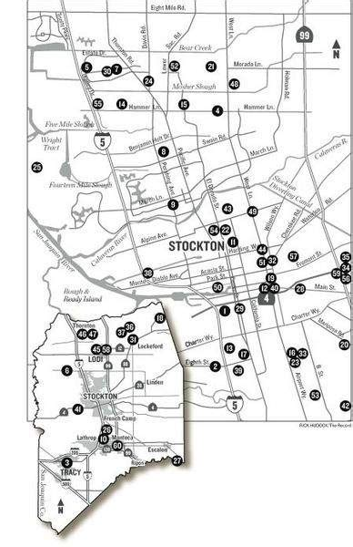 San Joaquin County Records Homicides In San Joaquin County In 2006 News