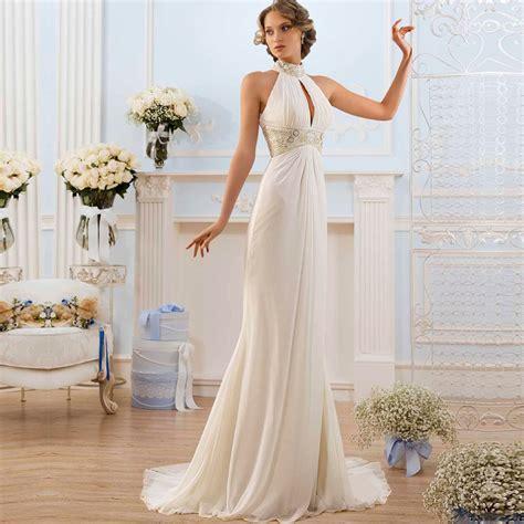 www madivas wedding dresses 2016 2016 greek style elegant ivory white wedding dresses high