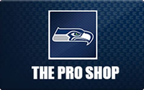 Sell Gift Cards Seattle - sell seattle seahawks proshop gift cards raise