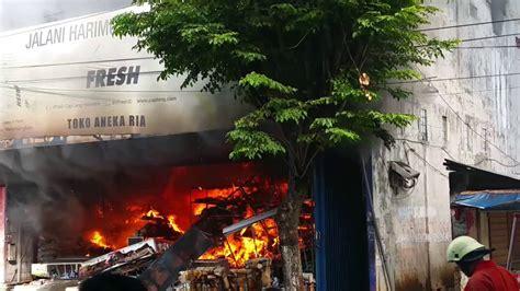 detiknews kebakaran hari ini berita kebakaran pasar wage tulungagung hari ini 10