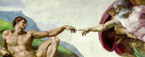 Sistine Chapel Ceiling Adam And by Science Is Distorted By Progressive Philosophy What Do