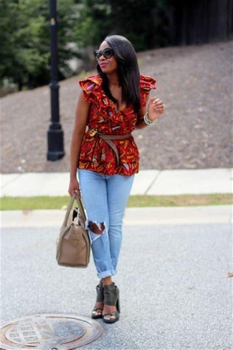 bella naija asheobi for african ankara bella naija ankara skirt and blouse silk blouses