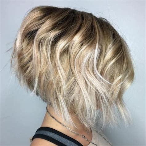 inverted two tone blonde bob style 2015 50 trendy inverted bob haircuts