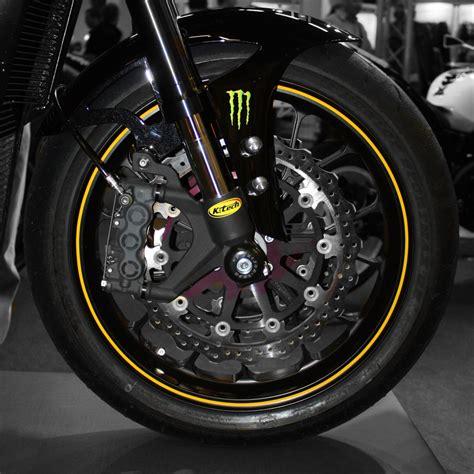 Felgenaufkleber Motorrad Gold felgenrandaufkleber motorrad