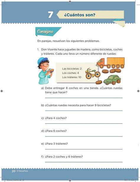 libro de desafios matematicos primaria de 5 grado contestado desafios matematicos tercer primaria tercer grado alumnos