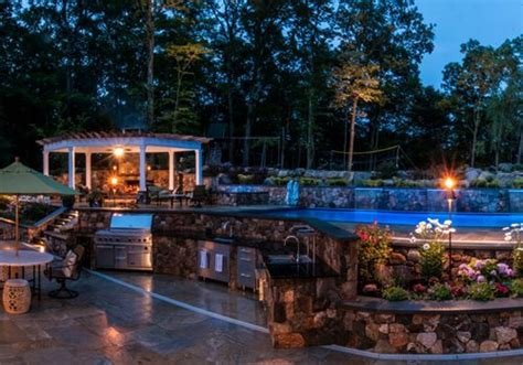 Outdoor Kitchen Island Designs Total Landscape Care Announces 2013 Contest Winners