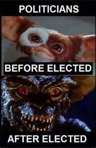 Funny Voting Memes - meme politicians before vs after election jokes