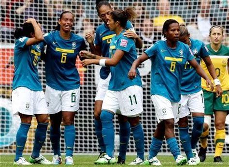 brasil arranca con en futbol femenino en r 237 o 2016 mundial de f 218 tbol femenino brasil arranca con una sufrida