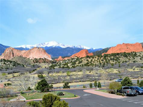 Garden Of The Gods Visitor Center by Garden Of The Gods Visitor Center View Urvis Travel Journal