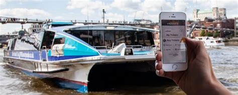 thames clipper live departures thames clippers goes live with mobile ticketing thames