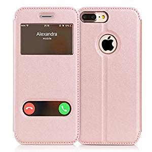 iphone 8 plus case, iphone 7 plus case, fyy magnetic cover