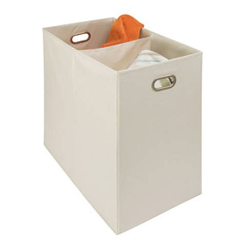 2 Compartment Laundry Sorter Ebay Compartment Laundry