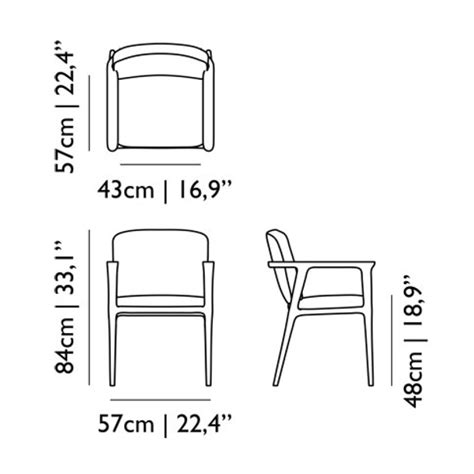 Dimensions Of Dining Room Chairs Moooi Zio Dining Chair