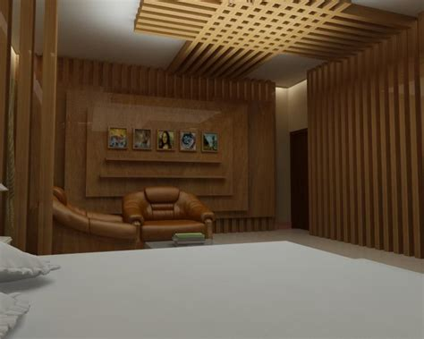 Bedroom False Ceiling Designs With Wood Ultra Cool Ceiling Design In Wood For Bedroom Gharexpert