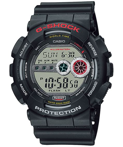 Casio Gd 100 1a By Casio Original gd 100 1a standard digital g shock timepieces casio