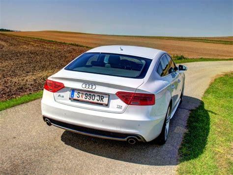 Listenpreis Audi A5 by Audi A5 Sportback 3 0 Tdi Quattro Testbericht Auto