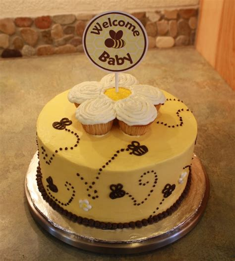 Bumble Bee Cakes For Baby Shower by Cakes Small Bumble Bee Cake