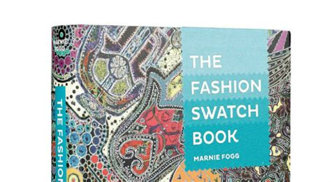 libro the fashion swatch book best fashion books the fashion swatch book best design books
