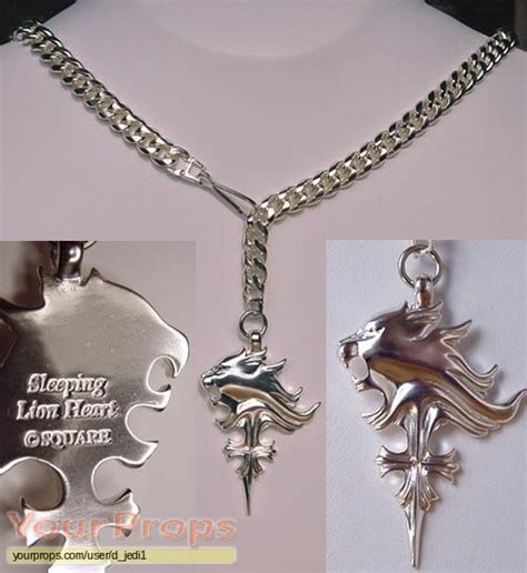 looking for an authentic squall griever necklace page 2
