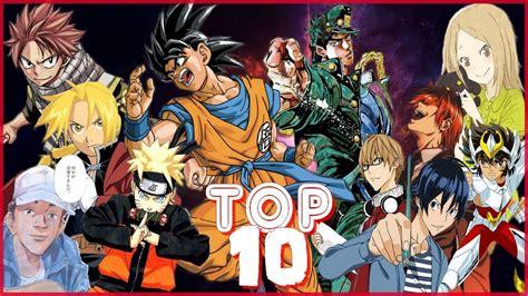 top mangas top 10 des personnages de les plus fort