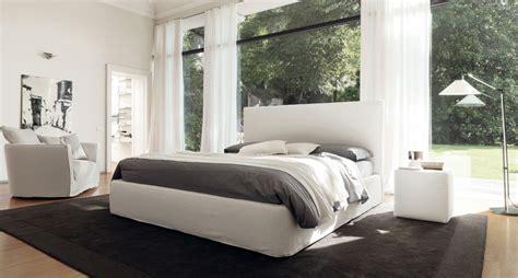 desiree letti letto moderno design geometrico e linee eleganti blo bed