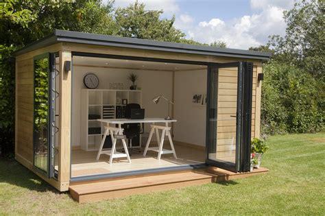 creating  garden office la blog beaute