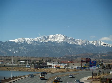 Free Warrant Search Colorado Springs File Pikes Peak From Colorado Springs By David Shankbone Jpg Wikimedia Commons