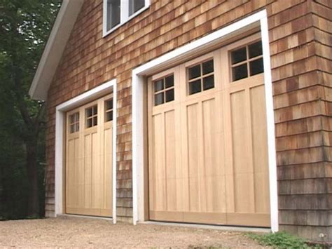 How To Make Garage Doors by Woodwork Diy Wooden Garage Door Plans Pdf Plans