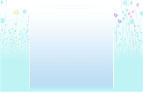 Free Blue Flowers Backgrounds For Powerpoint Flower Ppt Free Pastel Flowers Backgrounds For Powerpoint Flower Ppt
