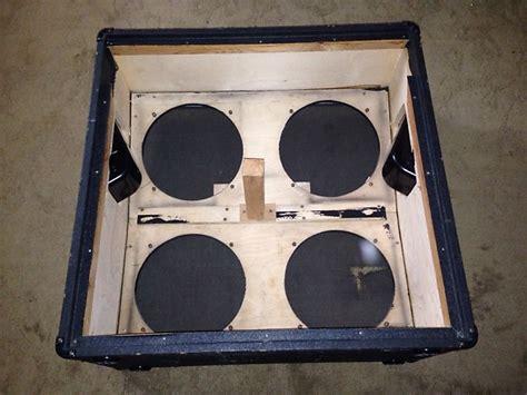 Speaker Cabinet Parts by Vintage 1980 S Marshall Jcm 800 Slant 4x12 Speaker Reverb