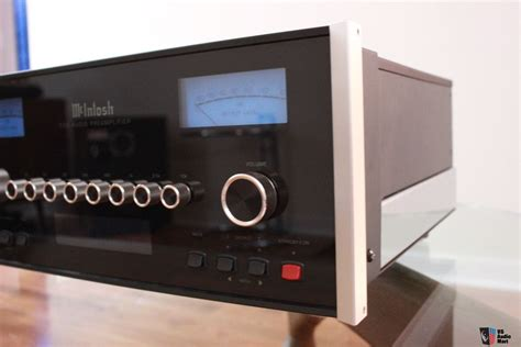Machintosh C50 mcintosh c50 prelifier photo 1268959 us audio mart