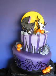 Nightmare Before Christmas Party Theme - nbc baby shower cake when i was asked to come up with a de flickr