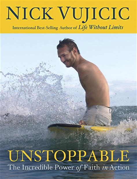 nick vujicic biography book the power of words review unstoppable the