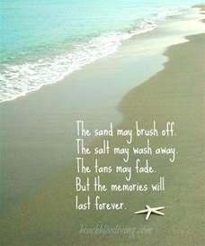Savor Your Beach Memories With Shell Decor Amp Photo