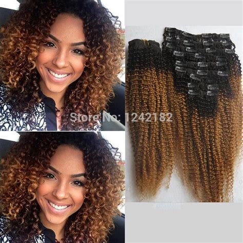 best hair extension method for african americas clip in ombre human hair extensions african american clip