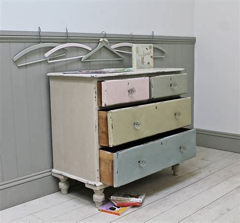 pine painted chest of drawers by distressed but not
