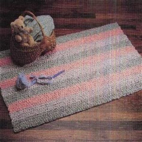 toothbrush rugs free pattern rectangle and square toothbrush rug