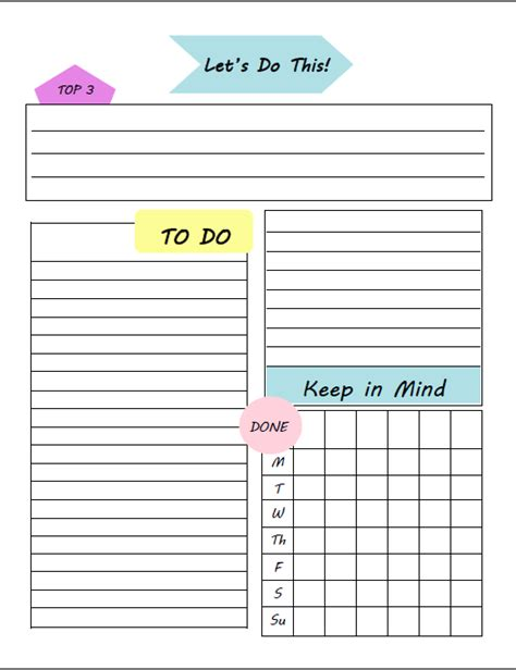 study planner printable pdf elite educational institute lea tries to study another