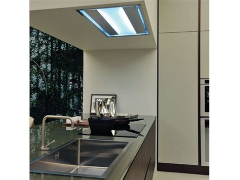 Island Range Hoods For Low Ceilings by Falmec Nuvola 90 Recessed Ceiling Ceiling Mounted