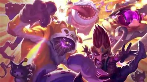 music theme urf april fools urf skins 2016 login screen animation theme